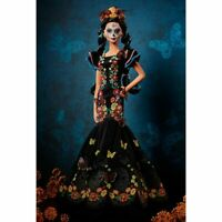 IN HAND Barbie Collector: Dia De Los Muertos (Day of The Dead) Doll LIMITED