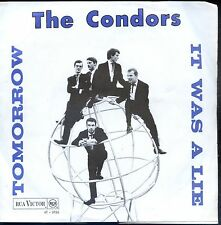 7inch THE CONDORS tomorrow VG++ /EX GERMAN ?