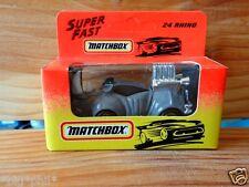 MATCHBOX 1993 SUPER FAST 24 RHINO (A+/A-)