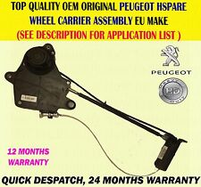 GENUINE FOR PEUGEOT 307 & 308 ESTATE SPARE WHEEL CARRIER ASSEMBLY NEW 6735.04