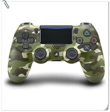 100% ORIGINAL Sony PS4 DUALSHOCK wireless Controller Green Camouflage