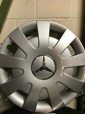 B66560733 Mercedes Radkappe Radvollabdeckung brillantsilber Sprinter 906  NEU