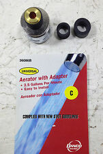 UNIVERSAL-FIT AERATOR WITH ADAPTER C STOCK# 36086B NEW DANCO