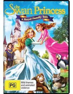 A Swan Princess, The - Royal Family Tale (DVD, 2014)