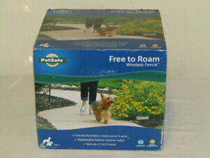 PetSafe Free to Roam Wireless Fence Pet Containment System PIF00-15001