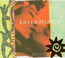 Mario Berger Latin hearts (1997)  [CD]