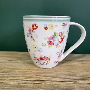 Cath Kidston Large Mug Floral Design Churchill Fine China Cup Coffee Tea Gift