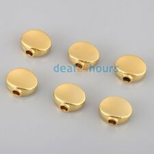Beautiful 6pcs Guitar Tuner Machine Head Gold Pearloid OVAL Acrylic Buttons