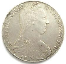 [R384] ALTPRÄGUNG! Taler 1780, RDR, Maria Theresia (1740-1780)