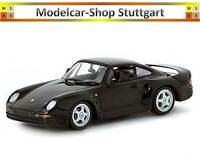 Porsche 959 Black Minichamps 1:43 Ltd.Edition NEW