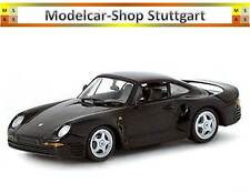 Porsche 959 negro Minichamps 1:43 Ltd. nuevo Edition