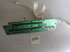 YAMAHA SY22 SY 22 Parts command board carte électronique