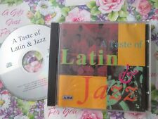 A Taste Of Latin Jazz ABM ABM = Audio Book & Music Company ABMMCD1293 CD Album