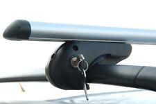 Alu Relingträger VDP Rio 135 Nissan Qashqai +2 08-13 Dachträger 90kg Schloß