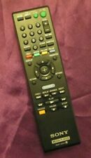 Original Sony RMT-D301 MEDIA PLAYER Remote Control Tested and Operational