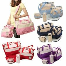 5 IN 1 MOMMY ESSENTIAL DIAPER BAG