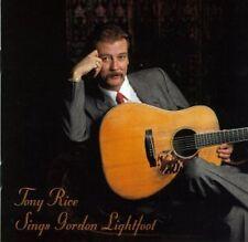 Tony Rice - Songs Gordon Lightfoot [New CD]