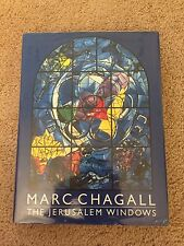 Marc Chagall - The Jerusalem Windows Book - Japan REPRINT 1988 by Park Lane