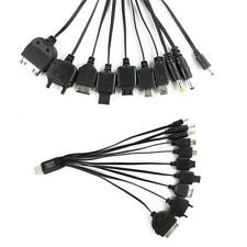 Universal USB 10 in 1 Charge Cable Multi Charger Cable for PSP Mobile Phone iPod