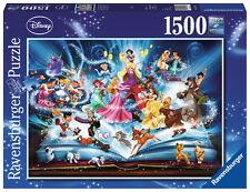 1500 Teile Ravensburger Puzzle Disney Disney's magisches Märchenbuch 16318