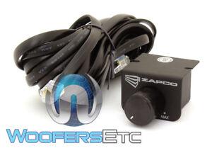 ZAPCO Z-BR II REMOTE AMP BASS KNOB CONTROL FOR Z-II Z-LX Z--SP ST-X II AMPLIFIER
