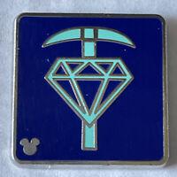NEW Disney Attraction Icons Seven Dwarfs Mine Train Pin 119798 Snow White