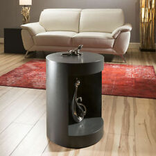 Without Assembly Required Round Modern Side & End Tables