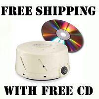 Marpac 980A White Noise SleepMate Sound Screen DOHM +CD 2015 Version
