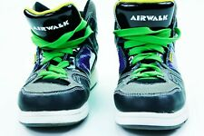 AIRWALK  multi-color skateboarding skate shoes Men Sz 5  GREAT Condition