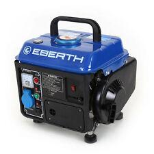 EBERTH 750 W Groupe électrogène à essence Générateur électrique 1x 230V 1x 12V