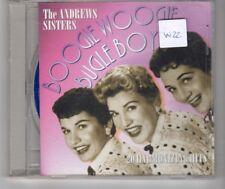 (HN225) The Andrews Sisters, Boogie Woogie Bugle Boy - 1996 CD