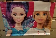 Barbie Dreamtopia Fairy Career Doll Toys R Us TRU Promo Sign Banner Advertising