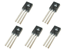 5 x NPN Transistor BD 139 1,5A 80V TO-126
