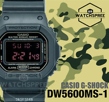 Casio G-Shock Military Series Watch DW5600MS-1D AU FAST & FREE*