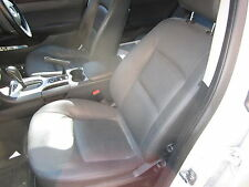 HOLDEN COMMODORE VE LEATHER SEATS FRONT SEAT