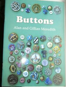 Buttons (Shire Album) by Meredith, Gillian Paperback Book The(2004)