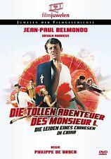 Die Tollen Abenteuer des Monsieur L. (Jean-Paul Belmondo) DVD NEU + OVP!