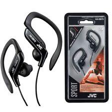 JVC HA-EB75 Negro Sudor Resistente Deporte Clip Oreja Auriculares Original /