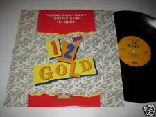 "MS/12"" GOLD/TOTAL CONTRAST/TAKES A LITTLE TIME/NM"