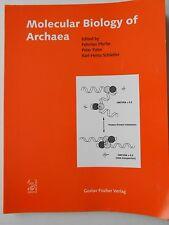 Pfeifer Palm Schleifer Molecular Biology of  ARCHAEA Molekularbiologie München