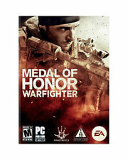 Medal of Honor: Warfighter (PC, 2012), brand new, sealed fast shipping.