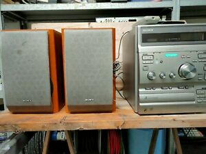 Stereo Sony CMT-CP333