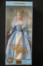 Barbie Princess of the Danish Court - collection Princess of the world