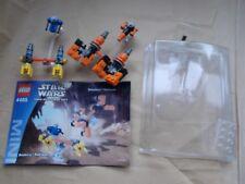 LEGO STAR WARS BOXED SET 4485 SEBULBA'S PODRACER & ANAKIN'S PODRACER, DAMAGED BX