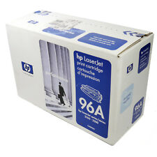 HP C4096A 96A Black Toner Cartridge Genuine New Sealed Box