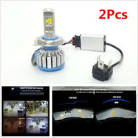 2X 50W X3 H8//H9//H11 DC 9-32V Car LED Headlamps Refit Fog Lights Bulb Waterproof
