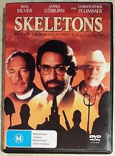 Skeletons (Ron Silver & James Coburn) DVD (Region 4)