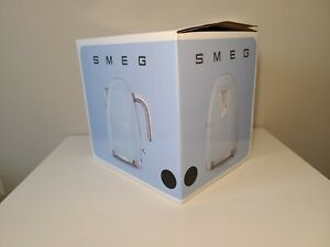 SMEG KLF01 50s Retro Style Electric Tea Kettle - Black