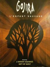 Gojira, L'Enfant Sauvage, Full Page Promotional Ad