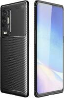 For OPPO Find X3 X2 Pro Neo Lite Case Slim Carbon Fibre Shockproof Phone Cover